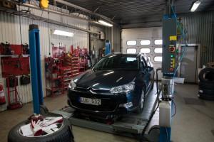 Bilverkstad i Kumla - Service av Citroën