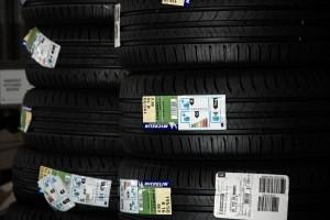 Däckhotell - Nya däck - Michelin