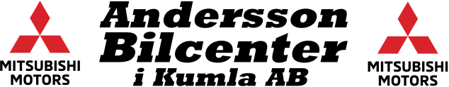 Andersson bilcenter kumla - Logotyp